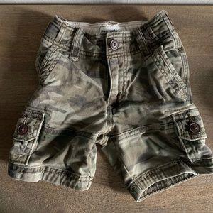 Abercrombie Kids Twill Cargo Shorts